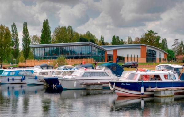 Billing Aquadrome, Great Billing, Northampton